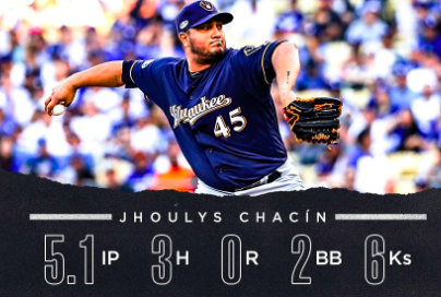 jhoulys Chacin