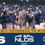 【NLDS2018】ブルワーズ、投打がかみ合い3連勝でNLCSへ