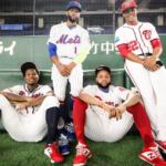 【日米野球2018】MLB オールスターの来日ロスター