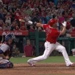 【MLB2017】アルベルト・プホルズがキャリア通算600HRを達成