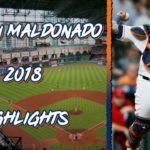 【MLB移籍2019】GG捕手、M・マルドナードはロイヤルズと1年で合意へ